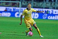 Danilo  Soddimo durante l'incontro di calcio di Serie A   Frosinone - Torino  allo  Stadio Matusa di   di Frosinone ,23 Agosto 2015