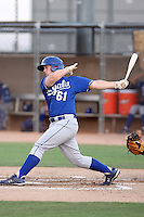 Seth Furmanek - AZL Royals - 2010 Arizona League. .Photo by:  Bill Mitchell/Four Seam Images..