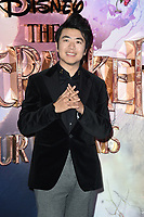 "Lang Lang<br /> arriving for the European premiere of ""The Nutcracker and the Four Realms"" at the Vue Westfield, White City, London<br /> <br /> ©Ash Knotek  D3458  01/11/2018"