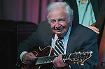Jazz Guitarist Bucky Pizzarelli