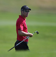Ross Fisher (ENG) cards a 65 (-12) and is the clubhouse leader after Round Two of The Tshwane Open 2014 at the Els (Copperleaf) Golf Club, City of Tshwane, Pretoria, South Africa. Picture:  David Lloyd / www.golffile.ie