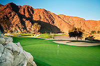 Silver Rock Resort and golf course in La Quinta near Palm Springs, California
