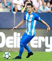 Malaga CF's Zdravko Kuzmanovic during XXXIII Costa del Sol Trophy. August 5,2017. (ALTERPHOTOS/Acero/Insidefoto)