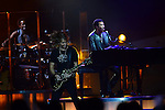 HOLLYWOOD, FL - SEPTEMBER 18: Ben Mauro (L) and Lionel Richie perform at Hard Rock Live! in the Seminole Hard Rock Hotel & Casino on September 18, 2013 in Hollywood, Florida. (Photo by Johnny Louis/jlnphotography.com)