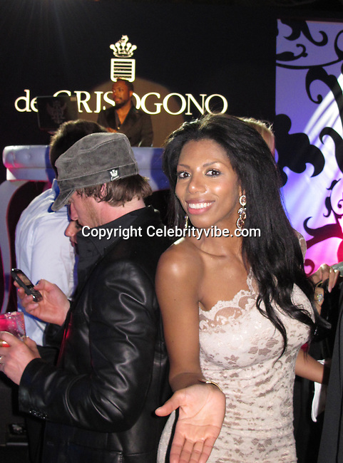 Yoana Montero..De Grisogno Party..2011 Cannes Film Festival..Eden Roc Restaurant at Hotel Du Cap..Cap D'Antibes, France..Tuesday, May 17, 2011..Photo By CelebrityVibe.com..To license this image please call (212) 410 5354; or.Email: CelebrityVibe@gmail.com ;.website: www.CelebrityVibe.com