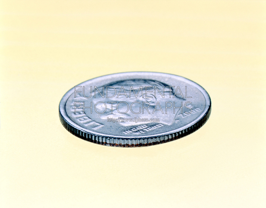 APPROXIMATE METRIC LENGTH - THICKNESS OF A DIME<br />
