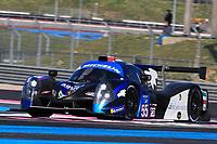 #55 SPIRIT OF RACE (CHE) LIGIER JS P3 NISSAN LMP3 CLAUDIO SDANEWITSCH (DEU) MICHELE RUGOLO (ITA)