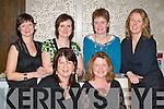 BIG BIRTHDAY: Ann McGillicuddy, Glenbeigh, celebrates a prominent birthday with her friends in the Brehon Hotel, Killarney, on Saturday night. Seated l-r: Ann McGillicuddy and Breda Moran. Standing l-r: Mary Anne Casey, Helen O'Donoghue, Aine O'Connell and Noreen Moran (all Caherciveen).   Copyright Kerry's Eye 2008