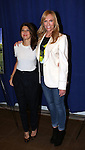 Marisa Tomei and Toni Collette attending 'The Realistic Joneses'  Meet & Greet  at The New 42nd Street Studios on February 20, 2014 in New York City.