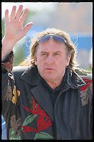 Gérard Depardieu - Archives file
