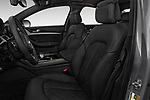 Front seat view of a 2018 Audi S8 Plus quattro Tiptronic 4 Door Sedan front seat car photos