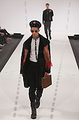Graduate Fashion Week 2012, collection by Camilla R Holmes of University of Salford Manchester