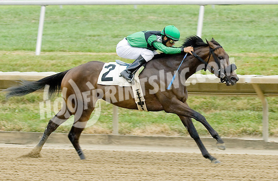 Aba Dabbler winning at Delaware Park on 7/18/11