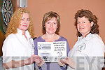 Breda Morgan, Mary O'Sullivan and Nora May Harrington having fun on Friday night at the Gala race night in aid of the Munster Feadh Cheoil in The Village Inn, Kilgarvan      Copyright Kerry's Eye 2008