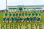 Kerry at the Littlewoods Ireland Camogie League Division 3 Kerry V Tyrone at John Mitchels GAA Club on Sunday