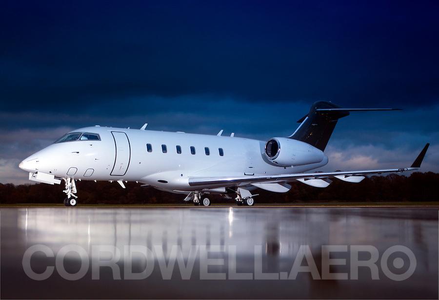 Bombardier Challenger 604 605 Business Jet