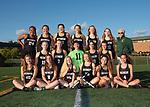 9-24-19, Huron High School varsity field hockey team