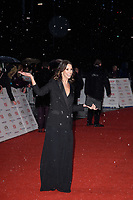 LONDON, UK. January 22, 2019: Andrea McLean at the National TV Awards 2019 at the O2 Arena, London.<br /> Picture: Steve Vas/Featureflash