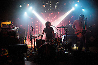 The Dandy Warhols perform at the Mercy Lounge in Nashville, Tennessee on May 5th, 2014.