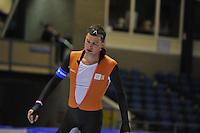 SCHAATSEN: HEERENVEEN: 01-02-2014, IJsstadion Thialf, Olympische testwedstrijd, Sven Kramer, ©foto Martin de Jong