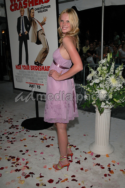 13 July 2005 - New York, New York - Anne V arrives at the premiere of the new film, &quot;The Wedding Crashers&quot;, at the Ziegfeld Theater in Manhattan.<br />Photo Credit: Patti Ouderkirk/AdMedia