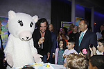Loukoumi & Constantine Maroulis - Bold and the Beautiful - American Idol & cake at The Loukoumi Make a Difference Foundation  - A Celebration 10 years in the Making - Dance Party and Make a Difference Awards on June 17, 2015 at Lake Isle Country Club, Eastchester, New York. (Photos by Sue Coflin/Max Photos)
