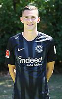 Branimir Hrgota (Eintracht Frankfurt) - 26.07.2018: Eintracht Frankfurt Mannschaftsfoto, Commerzbank Arena