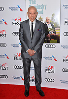 "LOS ANGELES, CA. November 10, 2018: Alan Arkin at the AFI Fest 2018 world premiere of ""The Kominsky Method"" at the TCL Chinese Theatre.<br /> Picture: Paul Smith/Featureflash"