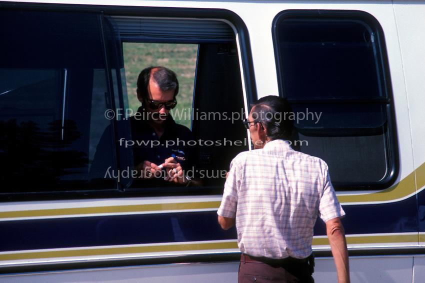 Jim Kropfeld and Doug Williams, Maysville, KY 1984