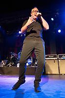 Greg Graffin von Bad Religion live in der Großen Freiheit 36. Hamburg, 25.07.2017