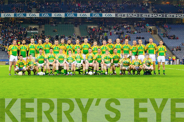 Finuge Team in the All Ireland Intermediate Final at Croke Park on Saturday.