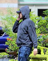 Leonardo DiCaprio sighting 051418