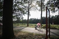 Nacer Bouhanni (FRA/Cofidis)<br /> <br /> 12th Eneco Tour 2016 (UCI World Tour)<br /> stage 2: Breda-Breda iTT (9.6km)