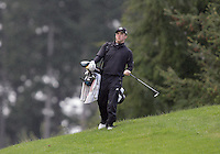 20 May, 2010:  Loyola Universities Ryan McCarthy walks to the green on hole nine of the NCAA Division I Regionals tournament Thursday at Gold Mountain Golf Course in Bremerton, WA.