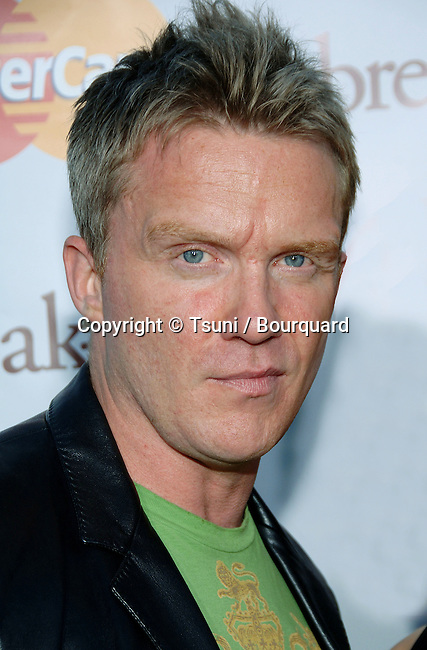 Anthony Michael Hall arriving at The BREAK UP Premiere at the Westwood Village Theatre in Los Angeles. May 22, 2006.
