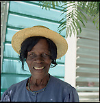 The Bahamas, Exuma, is a perfect place to snorkel, sail your own boat, camp, fish or do anything else your heart desires. Here a local woman..