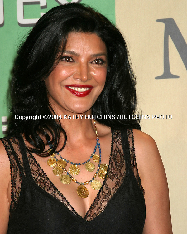 "©2004 KATHY HUTCHINS /HUTCHINS PHOTO.""A FAMILY AFFAIR: WOMEN IN FILM CELEBRATES THE PALTROW FAMILY""  .2004 CRYSTAL & LUCY AWARDS.CENTURY CITY, CA.JUNE 18, 2004..SHOHREH AGHADASHLOO"