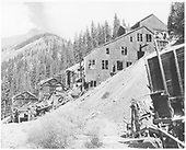 Remains of mill.  Location uncertain, perhaps Silverton area.