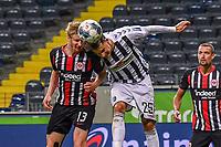 v.l. Martin Hinteregger (Eintracht Frankfurt), Robin Koch (SC Freiburg)<br />  - 26.05.2020 Fussball 1.Bundesliga Spieltag 28, Eintracht Frankfurt  - SC Freiburg emspor, <br /> <br /> Foto: Jan Huebner/Pool/ Via Marc Schueler/Sportpics.de<br /> (DFL/DFB REGULATIONS PROHIBIT ANY USE OF PHOTOGRAPHS as IMAGE SEQUENCES and/or QUASI-VIDEO), Editorial use only. National and International News Agencies OUT