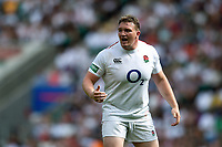 Ehren Painter of the England XV. Quilter Cup International match between England XV and the Barbarians on June 2, 2019 at Twickenham Stadium in London, England. Photo by: Patrick Khachfe / Onside Images