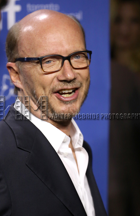 """Paul Haggis attending the 2013 Tiff Film Festival Photo Call for """"Third Person""""  at the Tiff Bell Lightbox on September 10, 2013 in Toronto, Canada."""