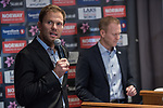 Former pro cyclist Thor Hushovd (NOR) at the presentation of the Artic Race of Norway 2017. 4th January 2017.<br /> Picture: ASO/Benjamin A.Ward | Cyclefile<br /> <br /> <br /> All photos usage must carry mandatory copyright credit (&copy; Cyclefile | ASO/Benjamin A.Ward)