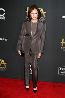 BEVERLY HILLS, CA - NOVEMBER 5: Jacqueline Bisset, at The 21st Annual Hollywood Film Awards at the The Beverly Hilton Hotel in Beverly Hills, California on November 5, 2017. Credit: Faye Sadou/MediaPunch