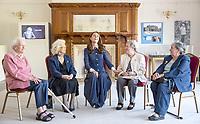 Duchess of Cambridge Visits Bletchley Park