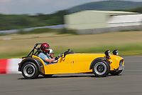 During The Children's Trust Supercar Event at Dunsfold Park, Surrey, England on 22 June 2014. Photo by Andy Rowland.