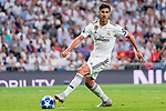 Marco Asensio Willemsen of Real Madri in action during the UEFA Champions League 2018-19 match between Real Madrid and Roma at Estadio Santiago Bernabeu on September 19 2018 in Madrid, Spain. Photo by Diego Souto / Power Sport Images