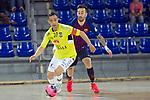 League LNFS 2018/2019 - Game 29.<br /> FC Barcelona Lassa vs Viña Albali Valdepeñas: 5-1.<br /> Zamo vs Mario Rivillos.