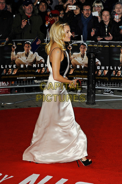LONDON, ENGLAND - JANUARY 11: Sienna Miller attending the 'Live By Night' premiere at BFI Southbank on January 11, 2017 in London, England.<br /> CAP/MAR<br /> &copy;MAR/Capital Pictures