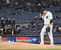 Masahiro Tanaka (Yankees),<br /> APRIL 19, 2017 - MLB :<br /> New York Yankees starting pitcher Masahiro Tanaka walks to the mound before delivering the first pitch in the first inning during the Major League Baseball game against the Chicago White Sox at Yankee Stadium in the Bronx, New York, United States. (Photo by AFLO)
