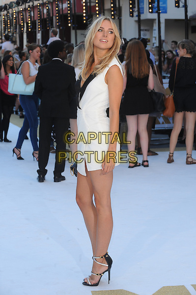 LONDON, ENGLAND - JUNE 30: Kimberley Garner attends the European Premiere of Magic Mike XXL at Vue West End on June 30, 2015 in London, England.<br /> CAP/BEL<br /> &copy;Tom Belcher/Capital Pictures